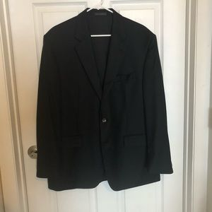 Men's Ralph Lauren black sport coat/blazer, 42R